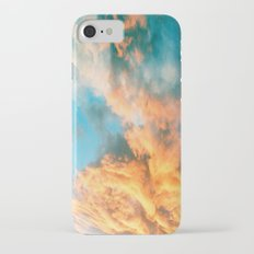 Blue Sunset Clouds  Slim Case iPhone 7