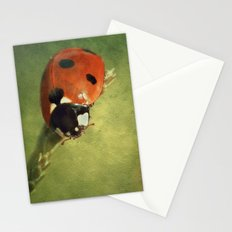 Look Down Lady Stationery Cards