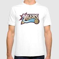 T-shirt featuring 76ers  by Dexter Gornez