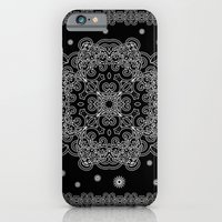 Elegant Black And White … iPhone 6 Slim Case