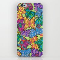 Butterfly Conservatory  iPhone & iPod Skin