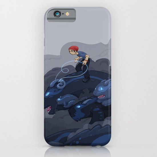 Rainy Day Activities iPhone & iPod Case