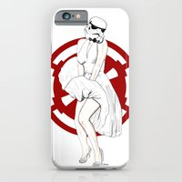 "iPhone & iPod Case featuring ""Give a girl the right shoes, and she can conquer the world.""  by Cisternas"