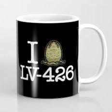 I Love LV-426 Mug