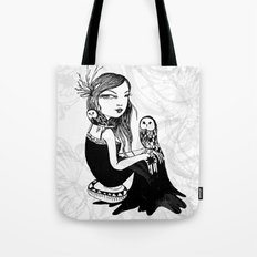 My Girl Tote Bag