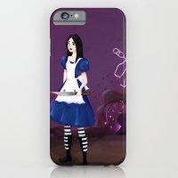 Alice: Madness Returns iPhone 6 Slim Case