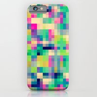 iPhone & iPod Case featuring Pixeland by Msimioni