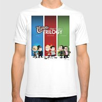 The Three Sweetest Flavo… Mens Fitted Tee White SMALL