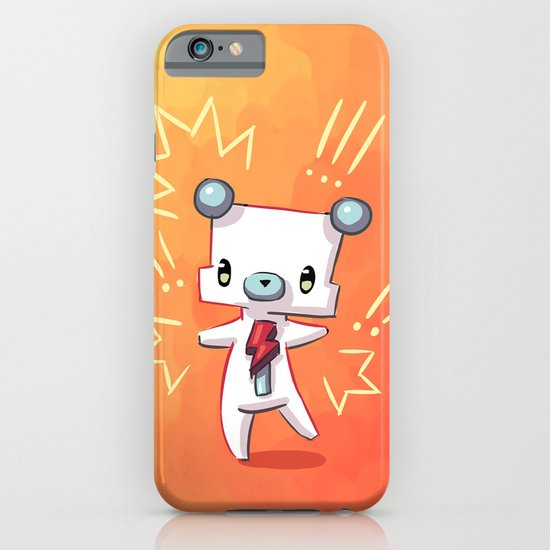 Dancing Bear iPhone & iPod Case