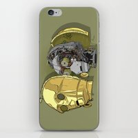 C Thru PO iPhone & iPod Skin