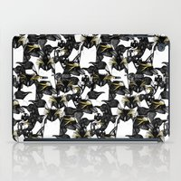 Just Penguins Black Whit… iPad Case