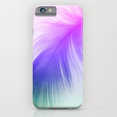 Painted Feather iPhone 6 Slim Case