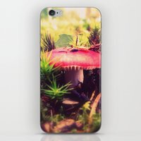 To Be Small, You Must Be Aware of Giants iPhone & iPod Skin