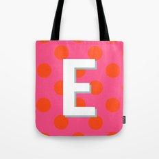 E Custom Listing Tote Bag