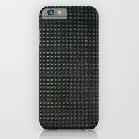 metal pattern iPhone 6 Slim Case