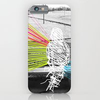iPhone & iPod Case featuring Benched by theartistmakena