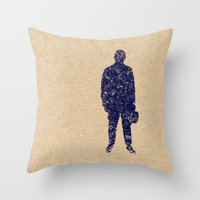 - closer to the sea - Throw Pillow