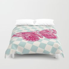 Papillon Duvet Cover