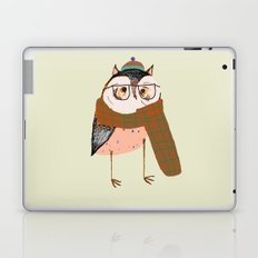 Owls Love Scarfs.  Laptop & iPad Skin