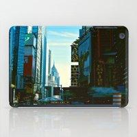Busy City iPad Case