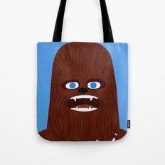 Chewbacca Tote Bag