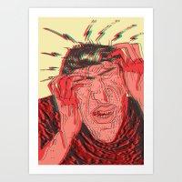 ST1 Art Print