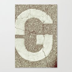 GGGG Canvas Print
