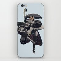 Wrap Us In A Blanket Of … iPhone & iPod Skin