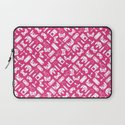 Control Your Game - Cabaret Laptop Sleeve