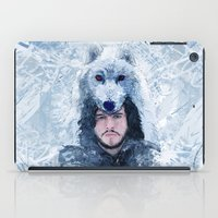 Jon Snow iPad Case
