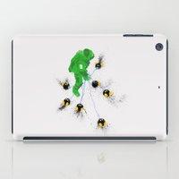 Luigi's Hurt Locker iPad Case