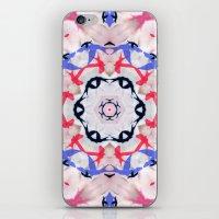 Serie Klai 018 iPhone & iPod Skin