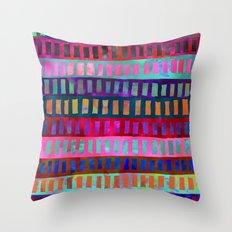 PATTERN {Geometric 001} Throw Pillow