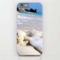 Sandy Shoreline iPhone 6 Slim Case