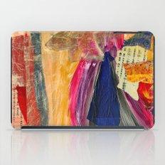 Collage Love - Asian Tie iPad Case