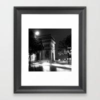 Triumph - Paris Framed Art Print