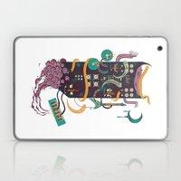 Power Trio Laptop & iPad Skin