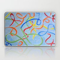 Dancing Joy Laptop & iPad Skin