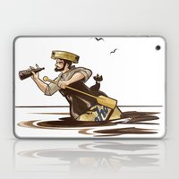 The Long Journey Down Th… Laptop & iPad Skin