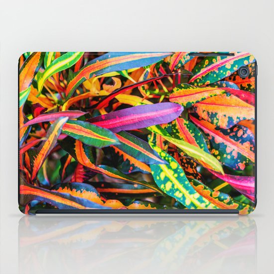 SIMPLY LEAVES iPad Case