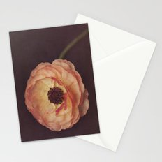 Winter Ranunculus  Stationery Cards