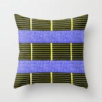NYC V.2 Throw Pillow