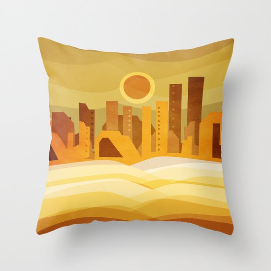 Textures/Abstract 128 Throw Pillow