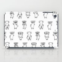 The Dancing Pugs iPad Case