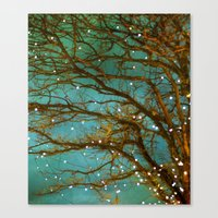 Magical 43 Canvas Print