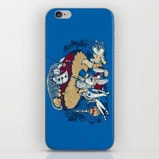 Stoned In Wonderland iPhone & iPod Skin