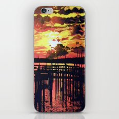 Cockcrow iPhone & iPod Skin