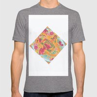 Our Lady Of Guadalupe Mens Fitted Tee Tri-Grey SMALL