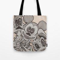 The Ojeros Invade The Ma… Tote Bag