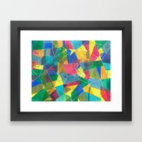 Coxwepix Framed Art Print